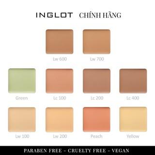 INGLOT - Lõi kem che khuyết điểm Inglot Face Freedom System Cream Concealer (1.8g) thumbnail