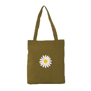 TúI Vải Tote Bag XinhStore Đeo Vai Hình Hoa Cúc 2020 thumbnail