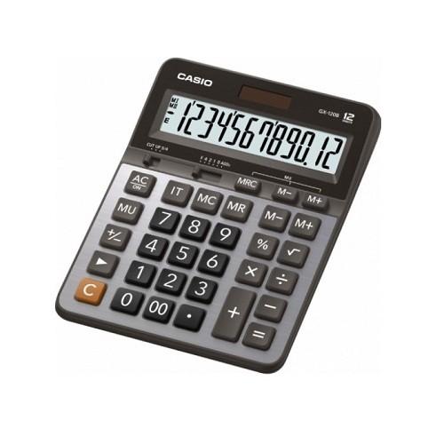 Máy tính Casio GX-120B - 3008898 , 160054310 , 322_160054310 , 459000 , May-tinh-Casio-GX-120B-322_160054310 , shopee.vn , Máy tính Casio GX-120B