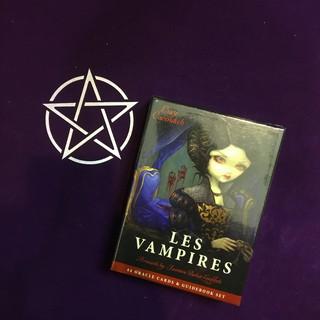 Bộ bài Les Vampires Oracle