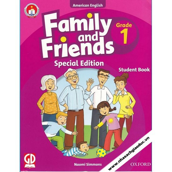 Sách - Family And Friends - Special Edition Grade 1 Student Book - 3063553 , 1282769478 , 322_1282769478 , 105000 , Sach-Family-And-Friends-Special-Edition-Grade-1-Student-Book-322_1282769478 , shopee.vn , Sách - Family And Friends - Special Edition Grade 1 Student Book