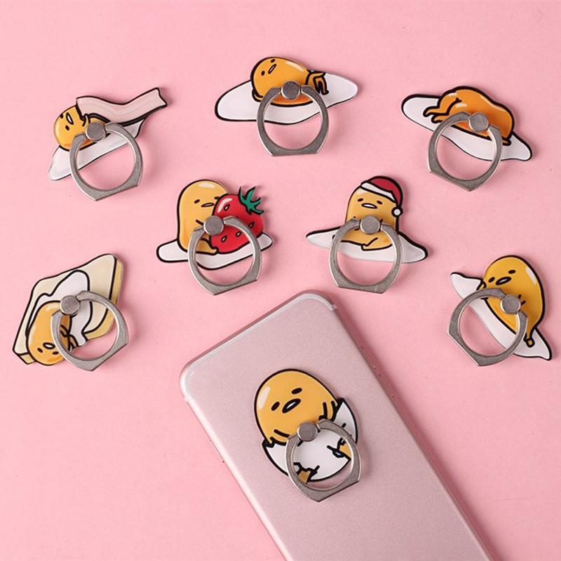 ❤ADA❤ Nhẫn đỡ điện thoại kiểu dáng hoạt hình dễ thương TO