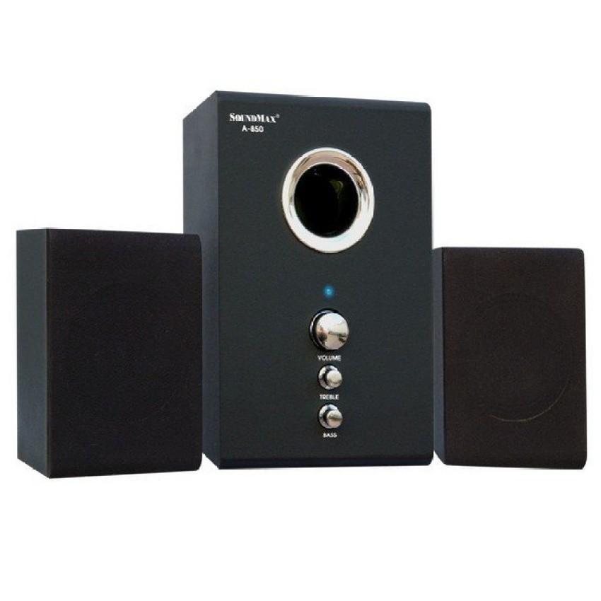 Soundmax A850 2.1 - Loa máy tính (Đen) - 10083852 , 590913145 , 322_590913145 , 569000 , Soundmax-A850-2.1-Loa-may-tinh-Den-322_590913145 , shopee.vn , Soundmax A850 2.1 - Loa máy tính (Đen)