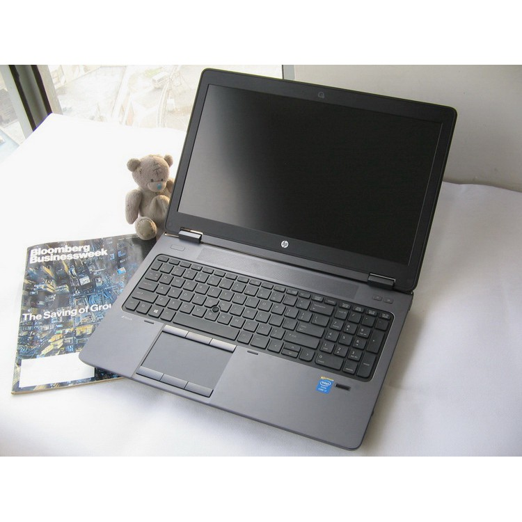 Laptop hp workstation zbook 15 G1, i7 4800mq, 8gb, ssd 256gb, K2100m 2gb, 15.6 inch fullhd ips