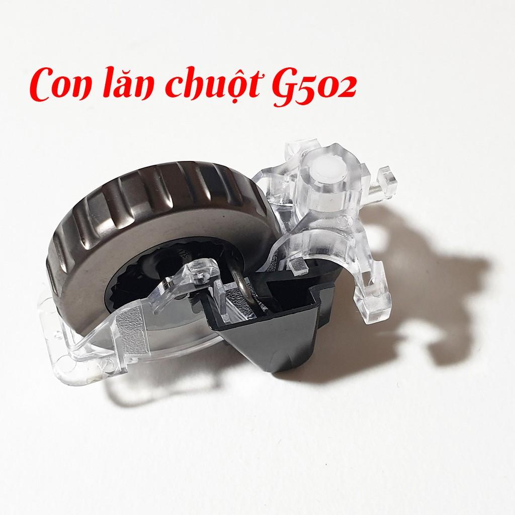 Cuộn chuột, con lăn chuột G502 new 100%