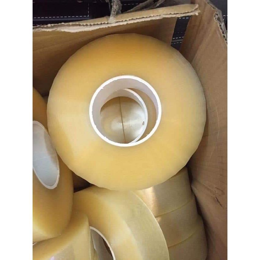 [Rẻ Nhất Shopee]Băng dính 1kg/ cuộn lõi nhựa siêu mỏng 2.4 ly giá sốc tại xưởng