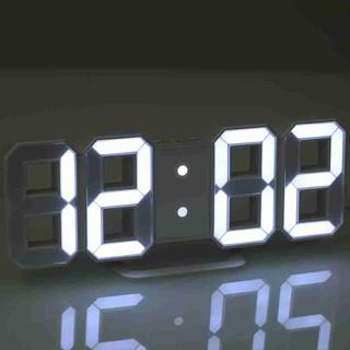 Đồng hồ đèn Led 3D treo tường, để bàn Led Digital Wall Clock