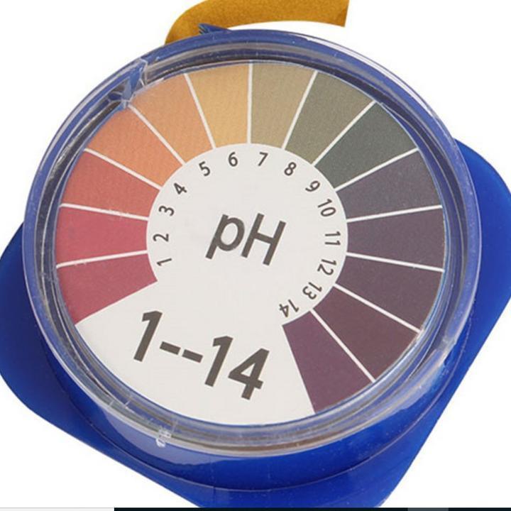 Giấy quỳ cuộn đo độ PH - [Hàng loại 1]