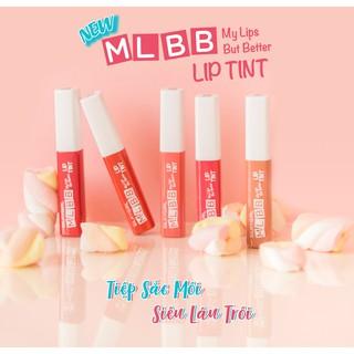 Son Tint Silkygirl MLBB Lip Tint 4.5g . 04 Nude Cam Nude-2
