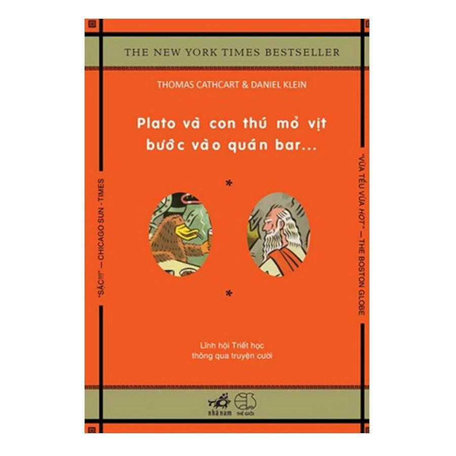 [ Sách ] Plato Và Con Thú Mỏ Vịt Bước Vào Quán Bar (Tái Bản) - 2888945 , 1061678443 , 322_1061678443 , 90000 , -Sach-Plato-Va-Con-Thu-Mo-Vit-Buoc-Vao-Quan-Bar-Tai-Ban-322_1061678443 , shopee.vn , [ Sách ] Plato Và Con Thú Mỏ Vịt Bước Vào Quán Bar (Tái Bản)