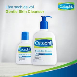 Hình ảnh Sữa Rửa Mặt Cetaphil Gentle Skin Cleanser 500ml-2