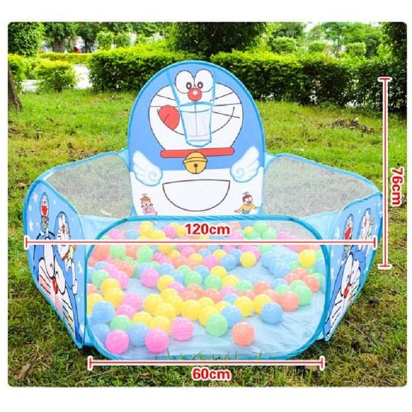 Lều Bóng Doraemon Cho Bé