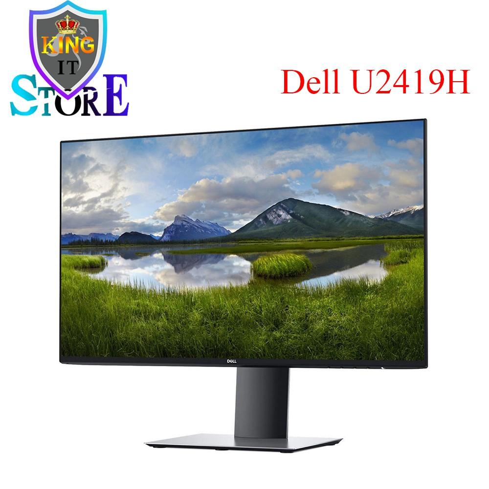 Màn Hình Vi Tính 24inch Dell UltraSharp U2419H 24 inch Full HD (1920 x 1080) 8ms 60Hz IPS
