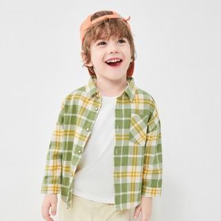 Áo sơ mi tay dài Balabala dành cho bé trai - 210232012020441 thumbnail