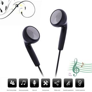 Tai nghe nhét tai đầu cắm 3.5mm cho điện thoại , máy nghe nhạc