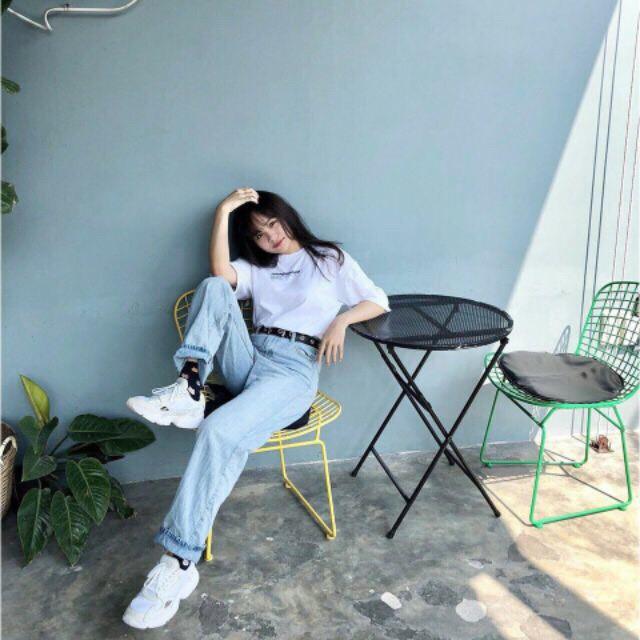 ( ẢNH THẬT) QUẦN SIMPLE JEAN UNISEX | SaleOff247