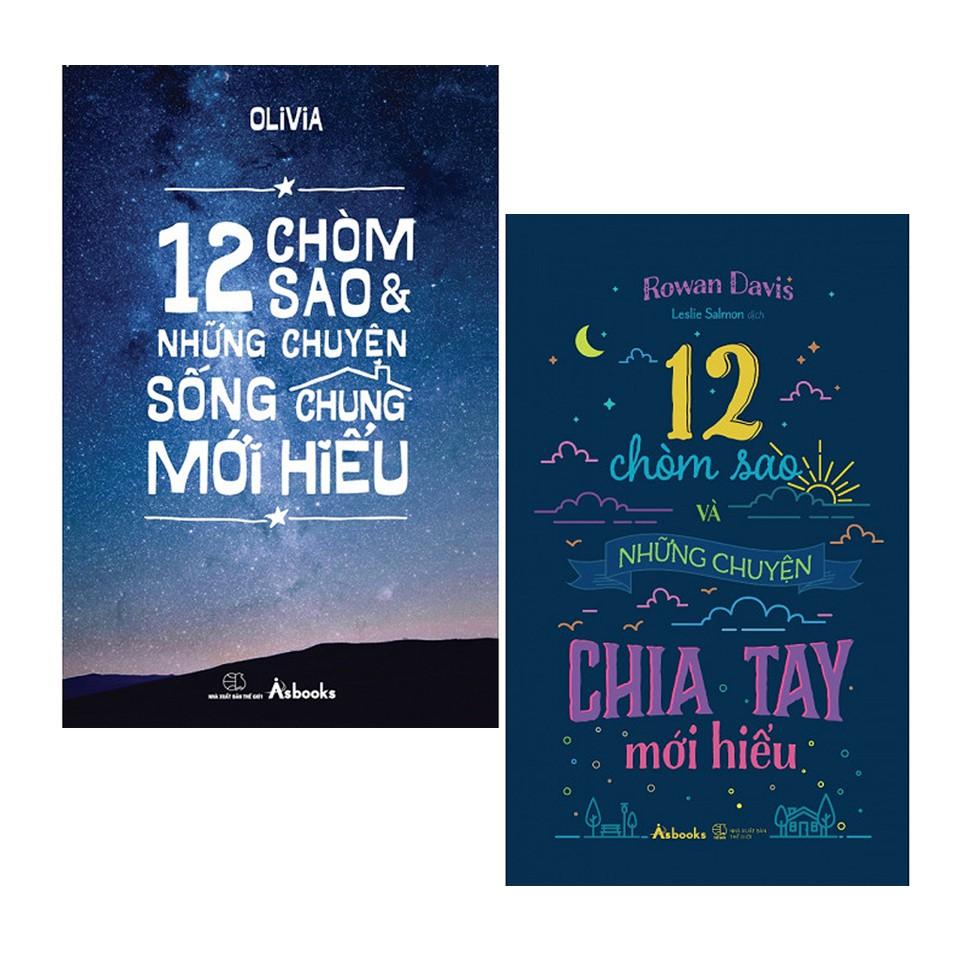 Sách - Combo 12 Chòm Sao Và Những Chuyện Sống Chung Mới Hiểu & 12 Chòm Sao Và Những Chuyện Chia Tay - 3525078 , 757532018 , 322_757532018 , 176000 , Sach-Combo-12-Chom-Sao-Va-Nhung-Chuyen-Song-Chung-Moi-Hieu-12-Chom-Sao-Va-Nhung-Chuyen-Chia-Tay-322_757532018 , shopee.vn , Sách - Combo 12 Chòm Sao Và Những Chuyện Sống Chung Mới Hiểu & 12 Chòm Sao Và