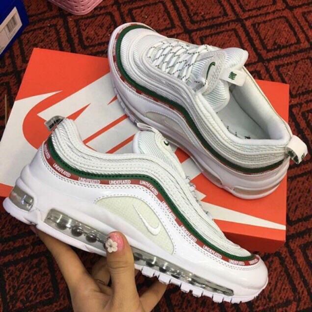 Giày Nike Air Max 97 Rep Nam nữ ( BẢO HÀNH TRỌN ĐỜI ) – GOO