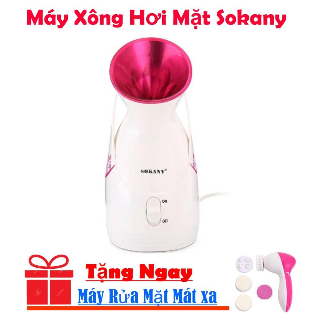 Sản Phẩm Máy xông hơi chăm sóc da mặt Sokany Thái + Máy Mát Xa Mặt - 10063121 , 564811817 , 322_564811817 , 239000 , San-Pham-May-xong-hoi-cham-soc-da-mat-Sokany-Thai-May-Mat-Xa-Mat-322_564811817 , shopee.vn , Sản Phẩm Máy xông hơi chăm sóc da mặt Sokany Thái + Máy Mát Xa Mặt