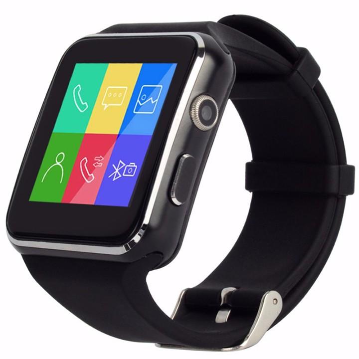 Đồng hồ X6 thông minh màn hình cong