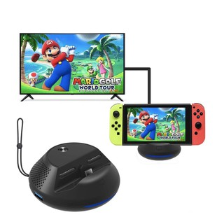 Portable Charge TV Dock For Nintendo Switch Dock With Electronic Chip
