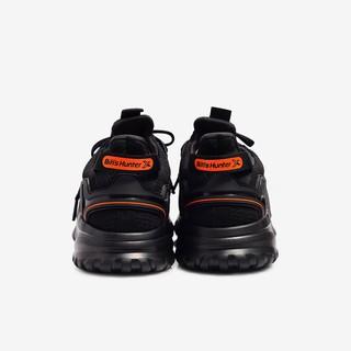Hình ảnh [Mã WABRBS1 giảm 10% đơn 500K] Giày Thể Thao Nam Bitis Hunter X 2k19 - Jet Black DSMH02200DEN (Đen)-4