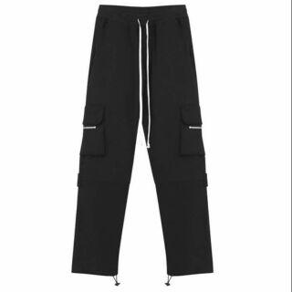 [185k] Zipbox pants
