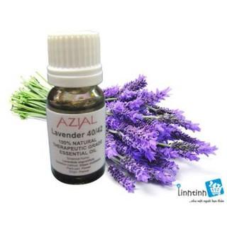 Tinh dầu Lavender- hàng chưng cất
