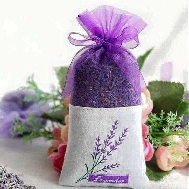 Túi Thơm Để Phòng Nụ Hoa Khô Oải Hương Lavender | Shopee Việt Nam