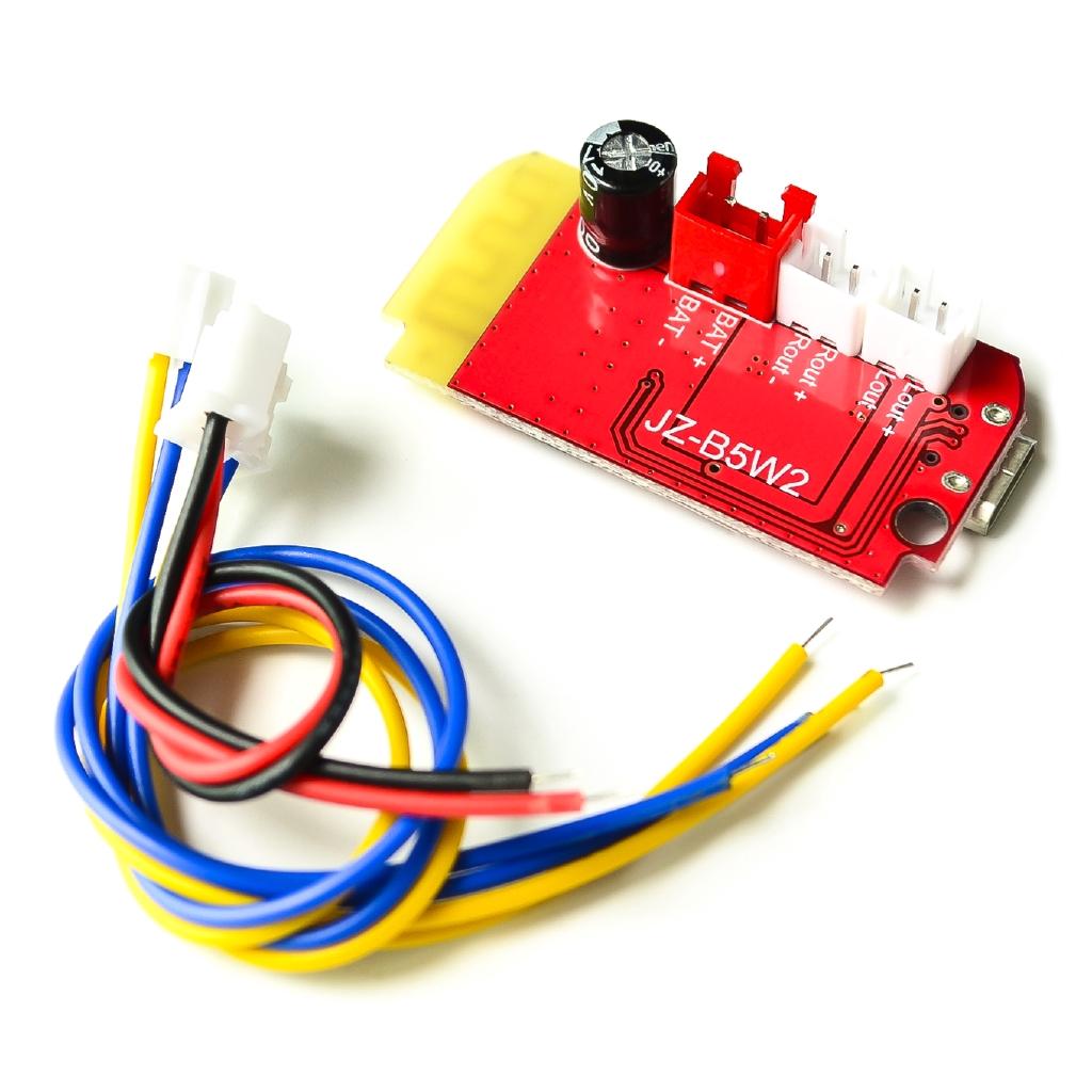 Mô đun khuếch đại âm thanh Bluetooth ct14 5vf 5W + 5W mini cổng sạc