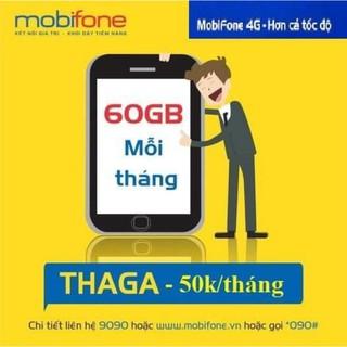 SIM MOBI thaga lướt data ( miễn phí tháng đầu )