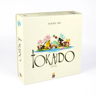 Boardgame Tokaido (Tiếng Anh)