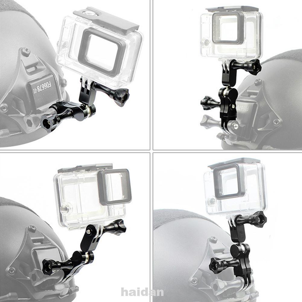 Khung Gắn Camera Hành Trình Gopro Hero 6 5 Cho Mũ Bảo Hiểm Xe Máy