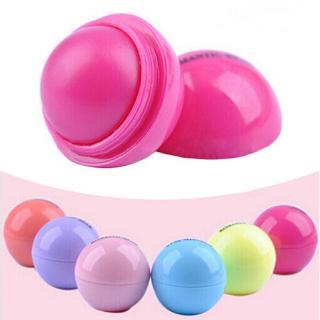 Bóng tròn dưỡng môi với thành phần tự nhiên an toàn sử dụng hàng ngày cho phái nữ thumbnail