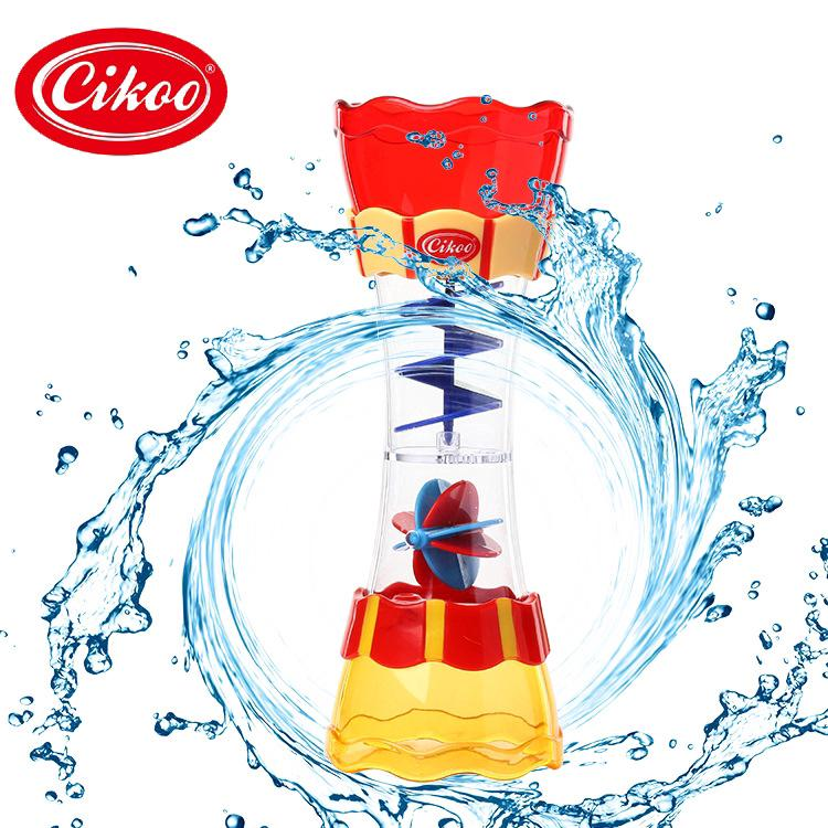 Water flow Children's Bath Toy Baby play Water Cup toy