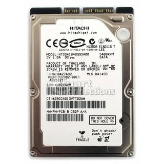 Ổ cứng HDD 80Gb Laptop - Chuẩn SATA . Hàng chính hãng thumbnail