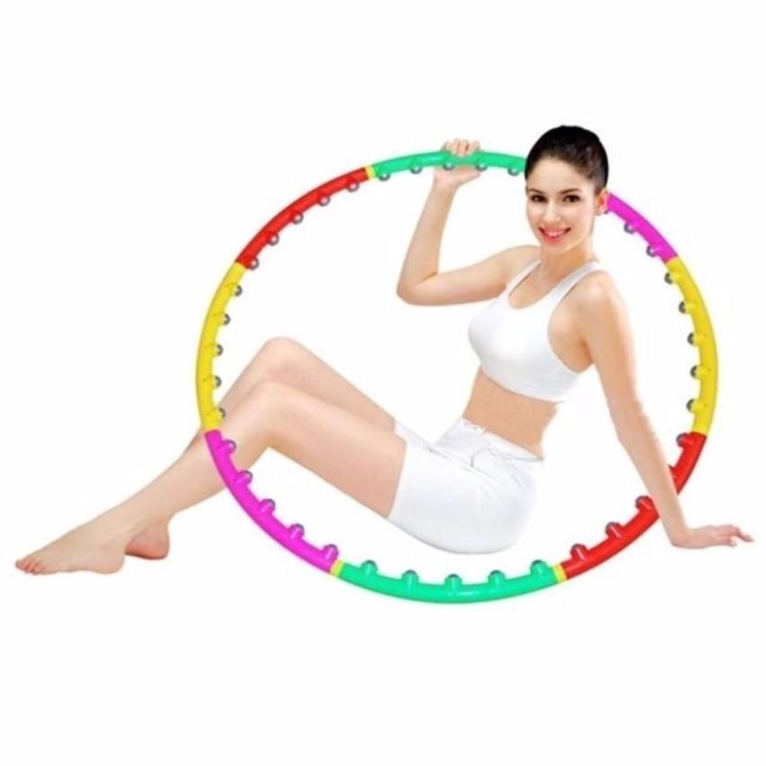 Bộ vòng lắc eo giảm cân hoạt tính massage - 3390765 , 595649970 , 322_595649970 , 100000 , Bo-vong-lac-eo-giam-can-hoat-tinh-massage-322_595649970 , shopee.vn , Bộ vòng lắc eo giảm cân hoạt tính massage