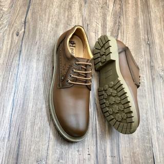 Giày nam giày đốc cao cấp hàng VNXK bảo hành 2 năm thumbnail