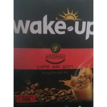 Cà phê sữa Wake up Sài Gòn 3 trong 1 hộp 240g (15 gói * 16g) - 10007801 , 787148638 , 322_787148638 , 26000 , Ca-phe-sua-Wake-up-Sai-Gon-3-trong-1-hop-240g-15-goi-16g-322_787148638 , shopee.vn , Cà phê sữa Wake up Sài Gòn 3 trong 1 hộp 240g (15 gói * 16g)