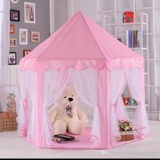 Lều công chúa phong cách hàn quốc