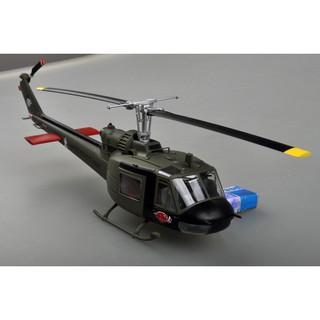 Mô hình máy bay trực thăng UH-1C Huey 1969s tỉ lệ 1:48