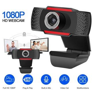 Webcam Razink Full HD 1080P Tích Hợp Micro Cho Máy Tính, PC – Chính Hãng Giá Rẻ – KTC Shop