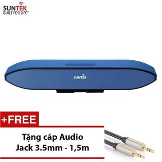 Loa Bluetooth SUNTEK 208S (Xanh)