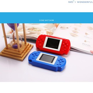 IWD Cute Candy Game Console with 200+ Classic Games FC NES Games Pocket Game Pad Hand-held Game System for Children