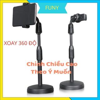 Kê điện thoại đa năng 💝FREESHIP💝 Xoay 360 Độ – Chỉnh Chiều Cao Theo Ý Muốn