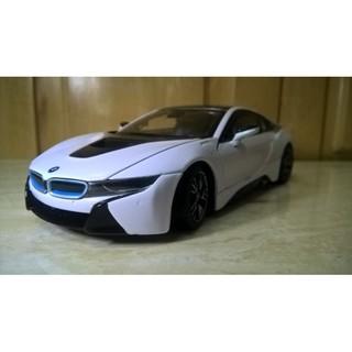 Mô hình xe ô tô BMW I8 tỷ lệ 1:24