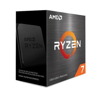 CPU AMD Ryzen 7 5800X (3.8GHz Turbo Up To 4.7 GHz, 8 Nhân 16 Luồng, 36MB Cache, AM4) thumbnail