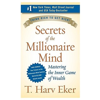 Sách Tiếng Anh Secrets of the Millionaire Mind thumbnail