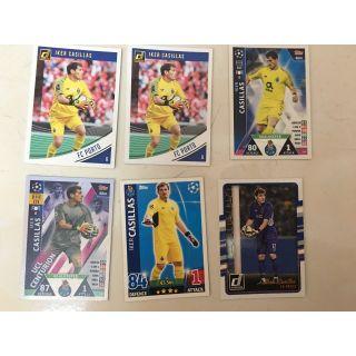 Thẻ thủ môn Iker Casillas 25.000->30.000/1