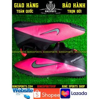 (HÀNG THAILAND) GIÀY BÓNG ĐÁ SÂN CỎ NHÂN TẠO Nike React Phantom Vision 2 Pro Dynamic hồng .TF thumbnail